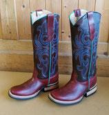 Western Boots Bulls Eye TÜRKIS