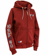 "OLD SORREL (OSWSA) - MENS HOODED SWEAT JACKET ""LOGAN"""
