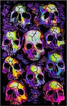 Walls of skulls