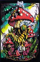 Mushroom caterpillar