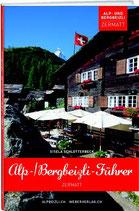 Alp-/ Bergbeizli-Führer Zermatt