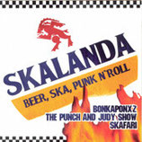 Skalanda Beer, Ska, Punk N'Roll - SAMPLER