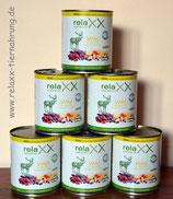 Relaxx Wild mit Kartoffel, Kürbis und Zucchini