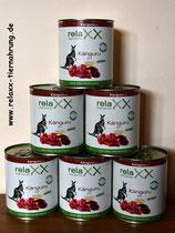 Relaxx Känguru pur hypoallergen Singleprotein