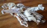 Kaninchenohren mit Fell 200gr.