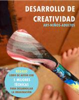 """DESARROLLO DE CREATIVIDAD+REGALO LIBRO """"LA IMAGINACIÓN DIVERTIDA"""""""