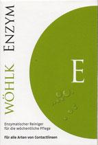 WÖHLK - ENZYM - Proteinentfernungstabletten für alle Kontaktlinsen