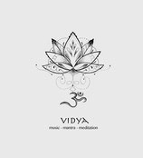 VIDYA  mantra music meditation