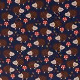 Sarouels Softshell hérissons fond bleu