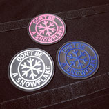 "PVC Patch ""Don't be a snowflake"""