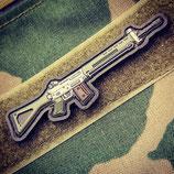 Rubberpatch Swiss Service Rifle