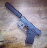 Waffenlicht / Laser Streamlight TLR6 zu  Pistole Glock 42/43