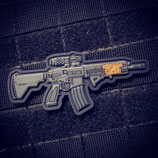 """PVC Patch """"The better AR15"""""""