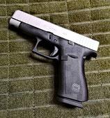 Glock G48 Silver Slide