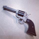 Revolver Ruger Wrangler .22lr inkl. zusätzlichen Holzgriffschalen