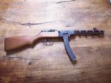 Maschinenpistole PPsh41 aus polnischer Fertigung (Automat)