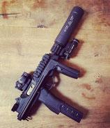 B&T QD™ SMG/PDW Schalldämpfer, Kal. 9mm