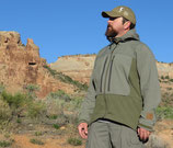 HPG Wind Cheater Ranger / Manate Size L