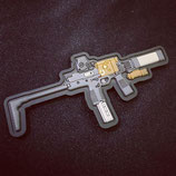 PVC Patch B&T MP9 Socom