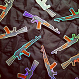 THS Stickerset Kalashnikov