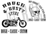 """T-Shirt """"ROUGH AND RUSTY"""""""