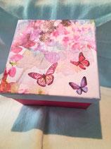 Schmetterlinge magenta