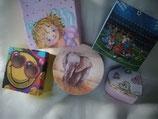 Geschenkboxen für Kindergeburtstag