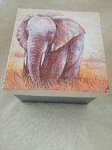 Elefantenschachtel