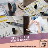 Atelier DIY Bullet Journal