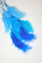 KIT DIY Attrape-rêve Bleu