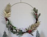Atelier DIY Noël - Création d'une Couronne de Noël