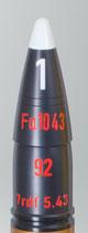 FLAK 8,8 cm panzerbrechend / Replica-Geschoß