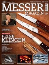 MESSER MAGAZIN Ausgabe 1/2019