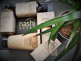 NASHI BOX mit Packung und Spray