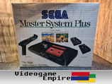 Sega Master System 1 Plus Gun Konsolen Bundle OVP Box Protector Schutzhülle
