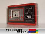 Game & Watch Ball Club Nintendo Konsolen OVP Box Protector Schutzhülle [2,2cm Tiefe!]