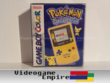Game Boy Color Special Pikachu Konsolen OVP Box Protector Schutzhülle