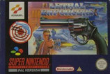 The Justifier / Lethal Enforcers SNES OVP Box Protector Schutzhülle