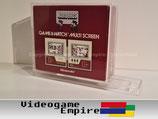 Acryl Schutzhülle Game & Watch Booktype Multiscreen