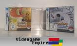 Game Guard NDS Pokémon HeartGold / SoulSilver Pokewalker Bundle
