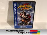Game Guard Mega Drive / Genesis Spiele OVP Schutzhülle