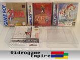 Game Boy Advance Spiele [STRONG EDGE]  OVP Schutzhülle
