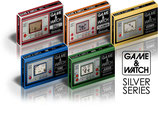 Game & Watch Gold & Silver Series OVP Box Protector Schutzhülle