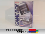 Game Boy Printer OVP Box Protector Schutzhülle