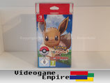 Game Guard Pokémon Let's Go Pikachu / Evoli Bundle Switch Box Protector