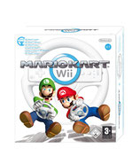 Game Guard Wii Mario Kart + Lenkrad Bundle