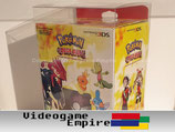 Pokemon Alpha Saphir / Omega Rubin Pokéball Bundle 3DS Box Protector Schutzhülle