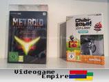 Game Guard 3DS Metroid Samus Returns Legacy Edition