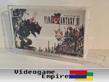 ACRYL Schutzhülle SFC Super Famicom Spiele OVP