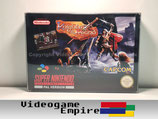 Game Guard [0,5mm BOX SHELL] SNES Spiele OVP Box Protector Hülle